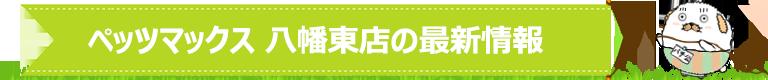 ペッツマックス 八幡東店の最新情報